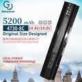 Laptop batterie für HP Probook 4730s 4740s 633734-141 633734-151 633734-421 HSTNN-I98C-7 633807 -001 HSTNN-IB2S HSTNN-LB2S PR08