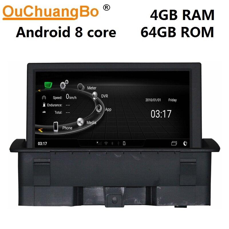 Автомобильный радиоприемник Ouchuangbo, записывающее устройство для 7 дюймов S1 A1 2010 2018, gps с системой android 9,0, 8 ядер, 4 Гб ОЗУ 64 Гб ПЗУ|gps radio|car audio gpsmirror link | АлиЭкспресс