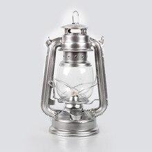 Ретро Классическая керосиновая лампа 4 цвета керосиновые фонари фитиль портативные светильники Украшение LB88