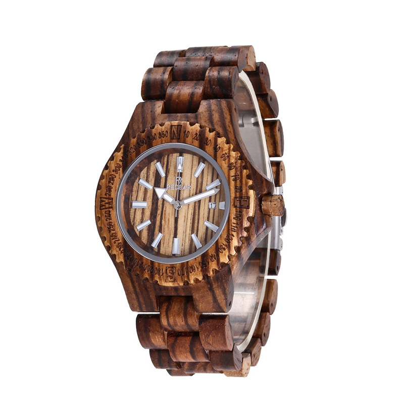 2019 New Ancient Ways Of Wood Watch Personality Zebra In Europe And The Hot Style Speed Sell Through Amazon Primary Source