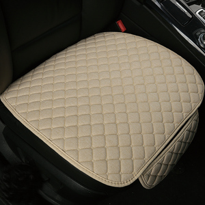 Image 3 - Automobile Seat Backrest Cushion Pad Mat for Auto Front Car Seat Cover Car Styling Interior Accessories Universal Protector