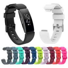 Bracelet Strap Replacement For Fitbit Inspire HR Smart Band Colorful Bracelet Smart Watch Strap Accessories NEW