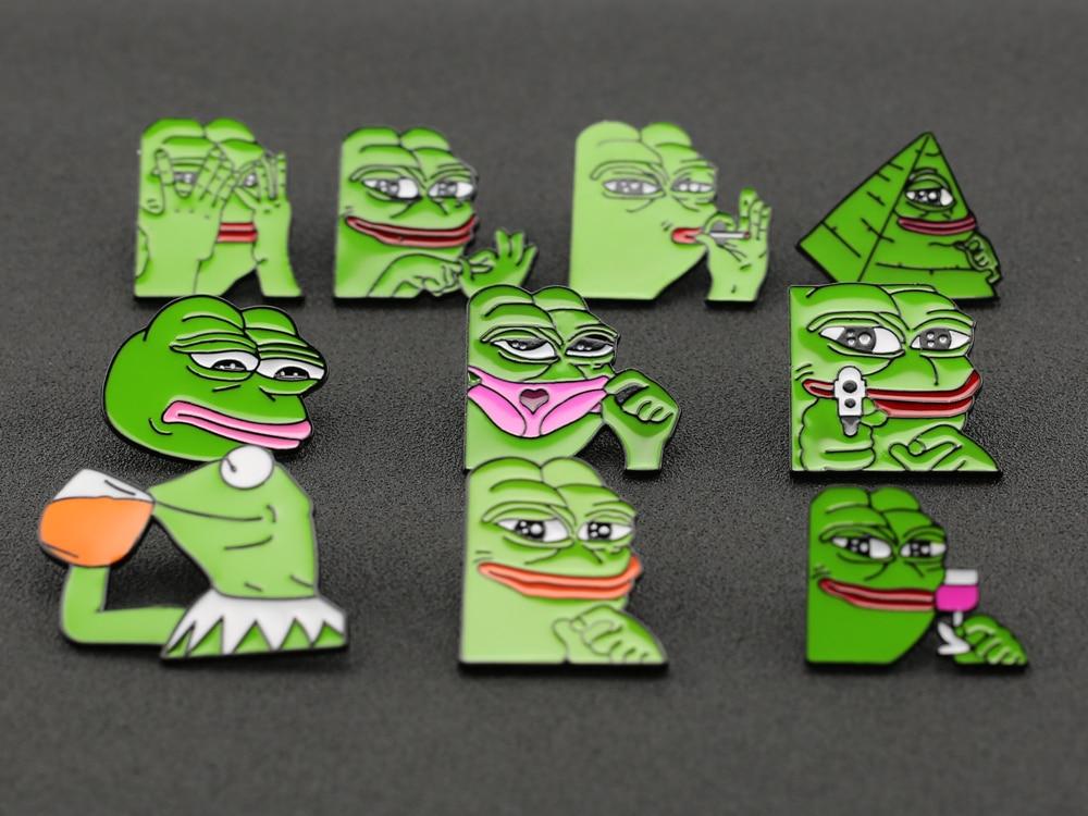 Frog Pepe 2