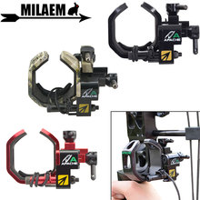 1pc Archery Drop Fall Away Arrow Rest Micro Adjustable High Speed Outdoor Exercise Compound Bow Shooting Accessories