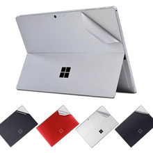 Buy Full Protective Laptop Stickers for Microsoft Surface Pro 4 Pro 5 Pro 6 Ultra Slim Notebook Skin Cover for Surface Pro 3 Decals directly from merchant!