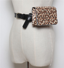 2019 Snakeskin Belt Bag Women Ladies Stylish Serpentine Small Cell Phone Bag Waist Bag Pu Leather Fanny Pack Money Bag Luxury