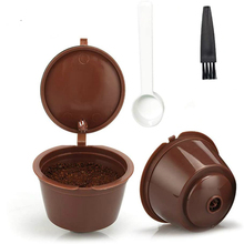 Capsule FILTER-CUP Coffee-Spoon Gusto-Machine for Dolce Refillable Come with