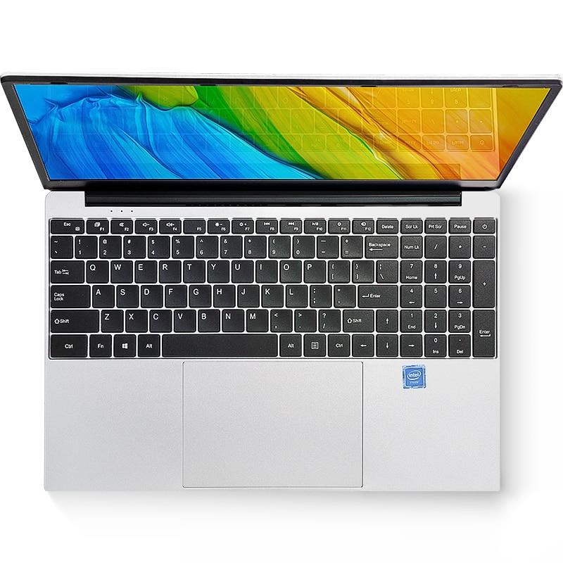15.6 Inch 8G RAM 1TB 512G 256G 128G SSD Intel Celeron Or I7 Gaming Ultrabook Win10 Notebook Computer
