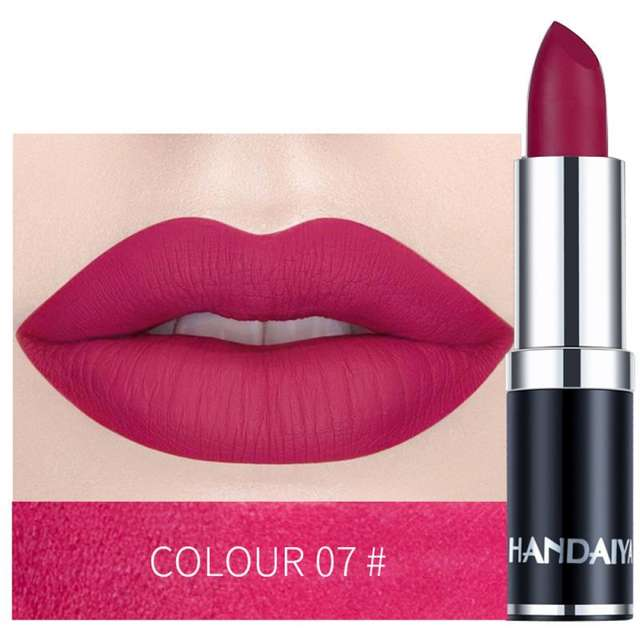 Long-lasting lipstick Waterproof Nourishing