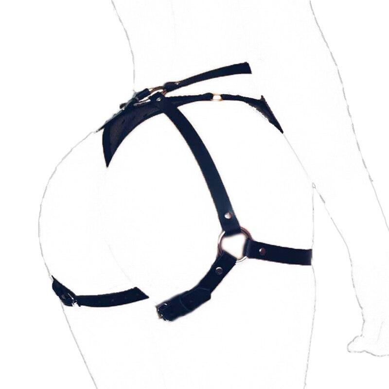 Harness Suspender Belts Lingerie Stockings-Body Buttocks Bdam Sexy Women Leg for Garter