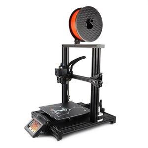 Image 4 - Hiprecy LEO imprimante 3D, lit magnétique chauffant, tout métal, dimensions 230x220x260mm I3 KIT de bricolage, lit Hotbed, double axe Z, écran TFT