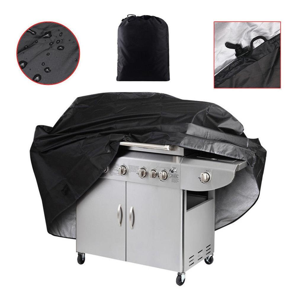 BBQ Cover Waterproof Heavy Duty Rain Gas Barbeque Grill Protector Cover