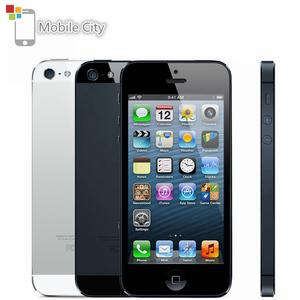 Apple iPhone 5 Original Unlocked 16GB Used GPS IOS Dual-Core Camera Icloud WIFI 8MP 3G