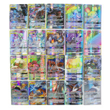 Pokemon cartões brinquedos com 60vmax 200 gx 100 tag equipe 20 mega 20 ex100 batalha carte troca brinquedos