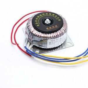 Image 5 - 6n1/6N2/6N8P tube voorversterker catena Versterker board Audio isolatie transformer 30W output enkele AC 230V /80mA enkele 6.3 V/2A