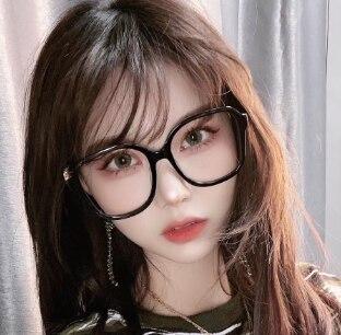 5268  2020 hot new light Sunglasses large frame fashion glasses