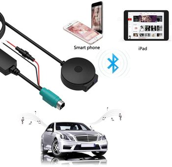 CHELINK-Kit convertidor estéreo para coche, adaptador de Cable USB Bluetooth para Alpine...
