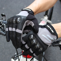 GUB Touchscreen Cycling Gloves Winter Thermal Warm Bicycle Gloves Full Finger Racing Glove Outdoor Camping Hiking Motorcycle Glo