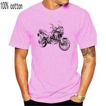 Heißer verkauf Mode Afrika Twin T-Shirt mit Grafik AfricaTwin T hemd