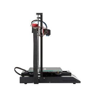 Image 3 - Impressora 3d creality CR 10S pro atualizado kit auto montagem de nivelamento diy 300*300*400mm grande tamanho de impressão lcd touchscreen