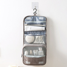 Travel Portable Fabric Makeup Organizer Bag