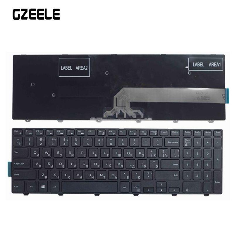 Keyboard for Dell Inspiron P26E P40F P39F US English