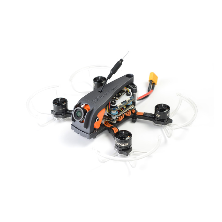 DIATONE GTR249-HD 95mm 2 Inch Indoor 4S PNP FPV Racing Drone with <font><b>Mamba</b></font> <font><b>F405</b></font> <font><b>Mini</b></font> Flight Controller/MB1105 5500KV Motor image