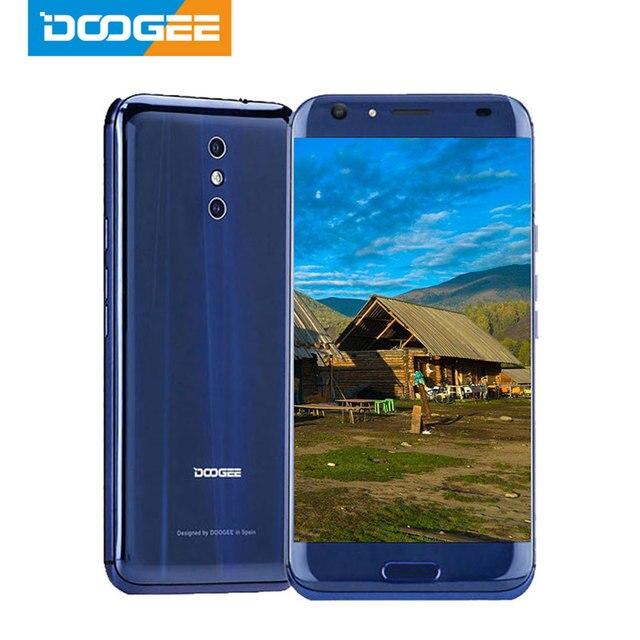 DOOGEE BL5000 Android 7.0 12V2A Sạc Nhanh 5050 MAh 5.5 FHD MTK6750T Octa Core RAM 4GB 64GB rom Dual 13.0MP Camera Điện Thoại Thông Minh