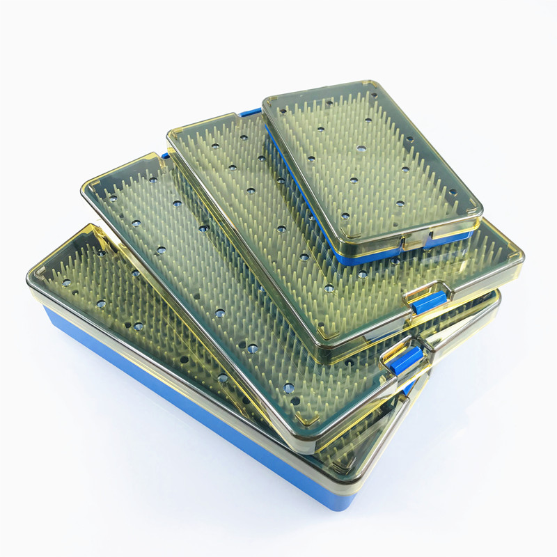 Sterilization Tray Case Box Ophthalmic/dental Surgical Instruments Disinfection Box