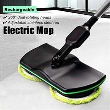 Washer Electric-Mop Floor Handheld Wireless Wiper Christmas-Tree Rechargeable