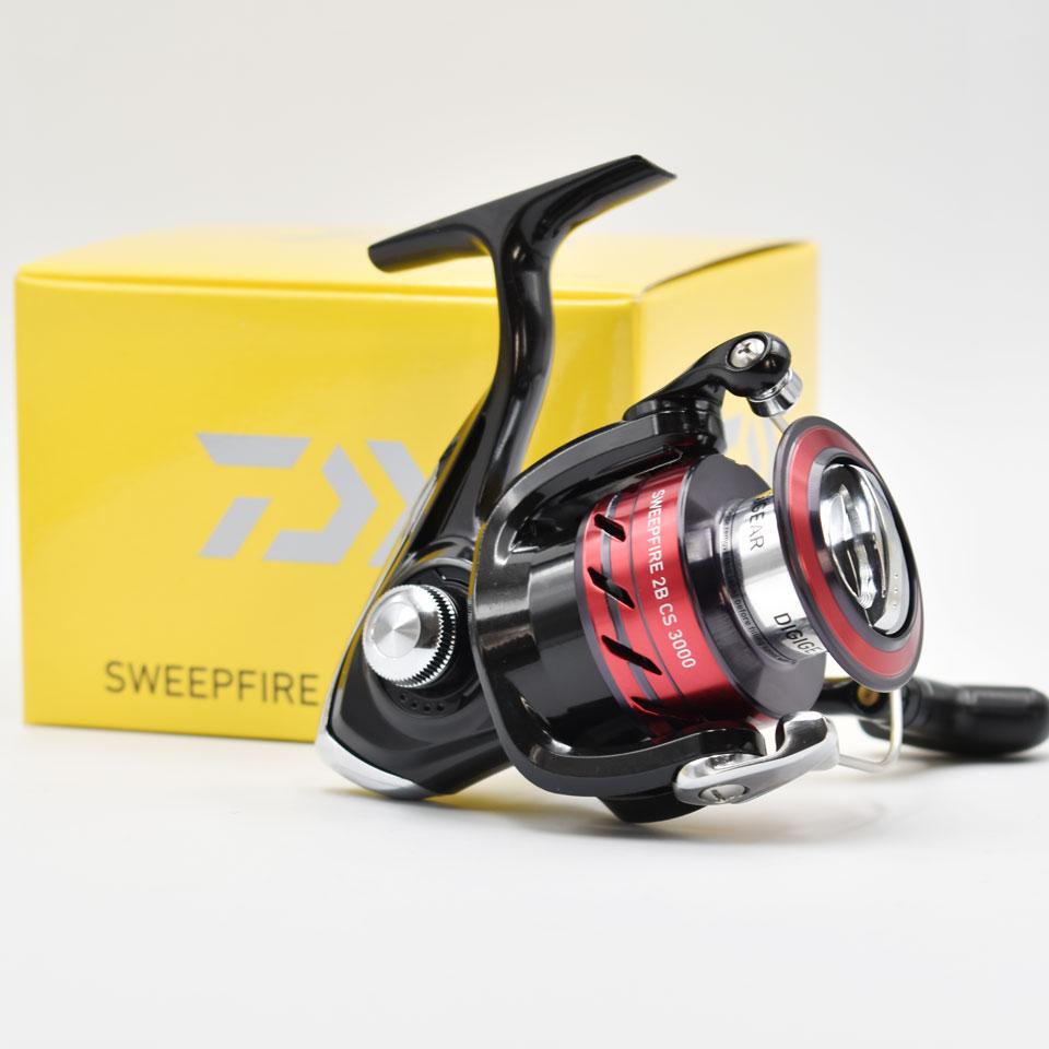 DAIWA Reel SWEEPFIRE CS Spinning Fishing Reel  5