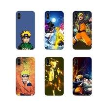 For Xiaomi Redmi Note 3 4 5 6 7 8 Pro Mi Max Mix 2 3 2S Pocophone F1 Naruto  anime Accessories Phone Shell Covers