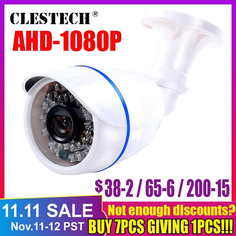 Sony IMX323 1080P AHD CCTV Camera 2.0MP HD Analog Outdoor Security Waterproof