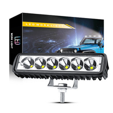 Бар рабочие огни DRL дальнего света для внедорожника автомобиля грузовика 6LED 18W 6500K
