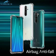 Untuk Redmi Note 8T 5 8 Pro 8A 7S K20 7A 6A Pro Transparan Clear Cover untuk Xiaomi 10 Pro 9T 8 9 PRO Lite Silikon Shockproof Cose(China)