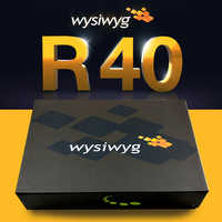 WYSIWYG Release 40 R40 preform Encrypted dog