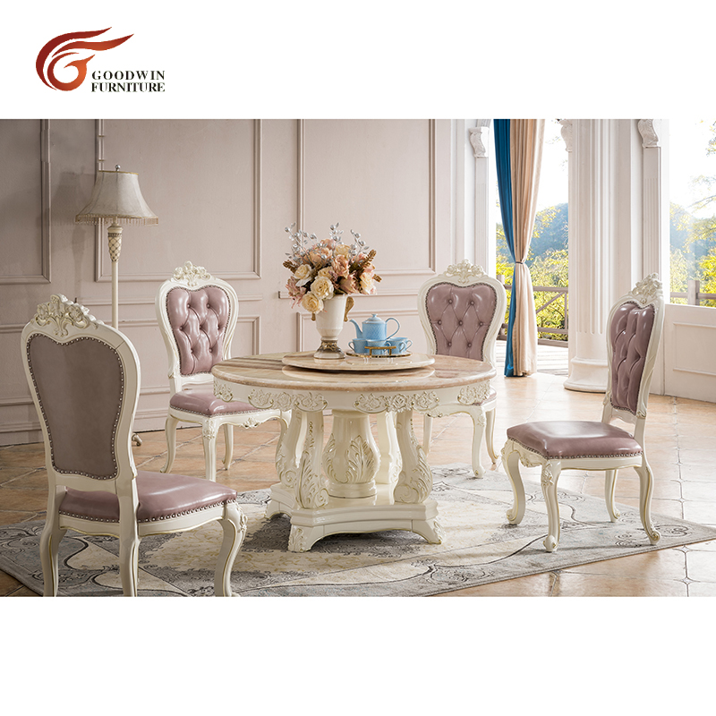 Modern Luxury Dining Room Furniture