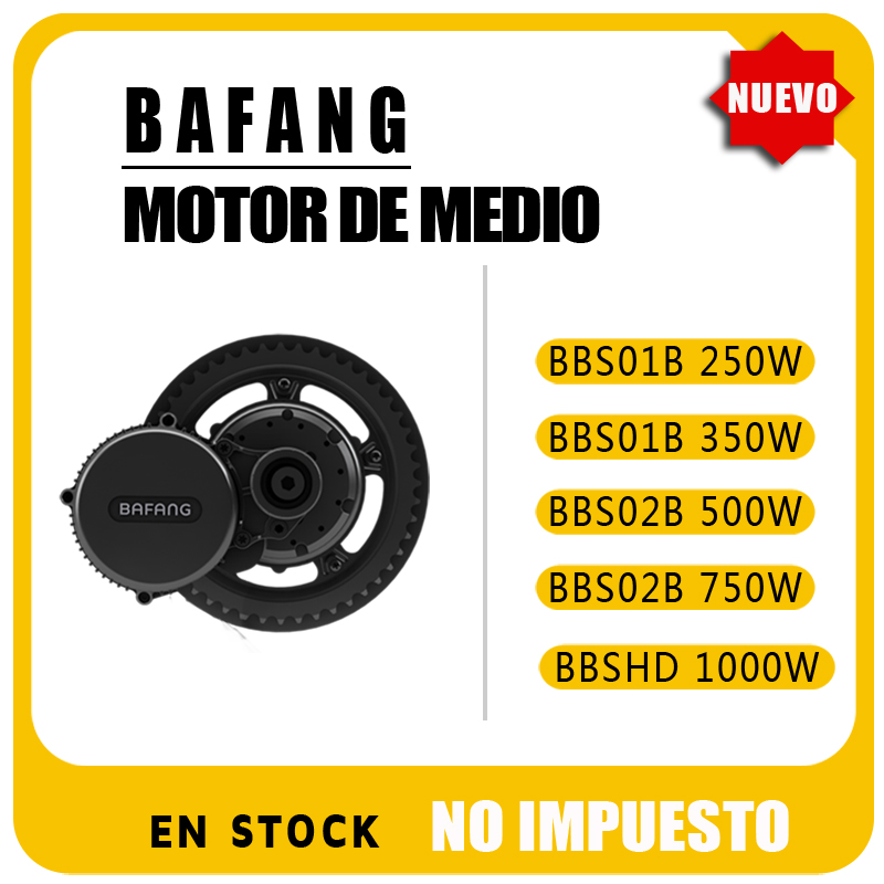 Bafang Motor BBSHD 1000w BBS02B 750w 500w BBS01B 350w 250w mitte Motor elektrische Kit umwandlung elektrische Fahrrad