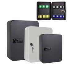 20/28/36 Keys Storage Box Combination Key Lock Multi Keys Classification Organizer Safe Box For Home Office Factory Store