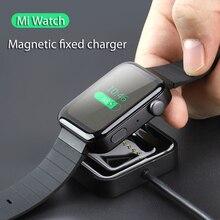 Usb зарядный док-кабель Замена шнура зарядное устройство для Xiao mi Смарт-часы зарядное устройство для mi часы аксессуары
