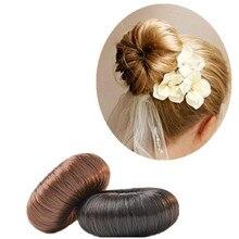 Новинка, популярное кольцо для укладки волос «сделай сам», 1 шт.