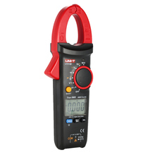 Digital Clamp Meter Multi-Multimeter AC/DC Current Tongs Voltage Resistance Capacitance Diode Continuity NCV Temperature Tester цена и фото