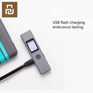 Image 5 - DUKA LS P Rechargeable Intelligent Digital Laser Rangefinder For Hunting Golf Laser Range finder 40m measurement tool