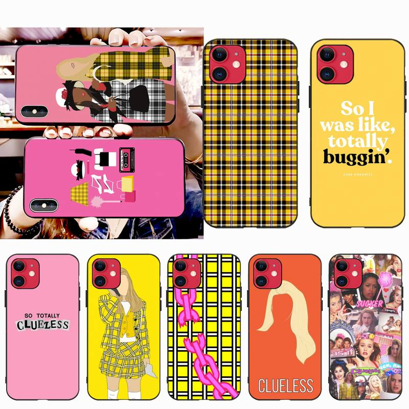 7 6+ XR X Aesthetic Collage Phone Case Abstract Cover for iPhone 12 Pro Max 8 XS 11 Mini