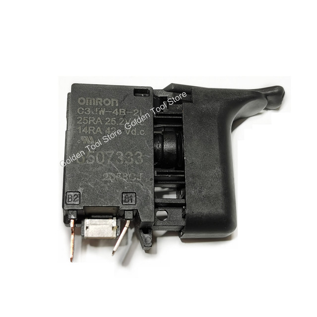 Switch trigger 6507333 650733 3 replacement For Makita DFS251 DFS250 FS452D cordless screwdriver drill spare parts