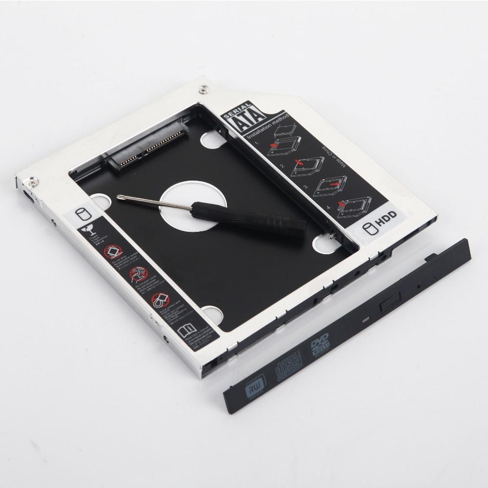 2nd HDD SSD disque dur Caddy optique pour HP pavillon 17-ab051sa 15-ay023nh DU8AESH DA-8A5SH