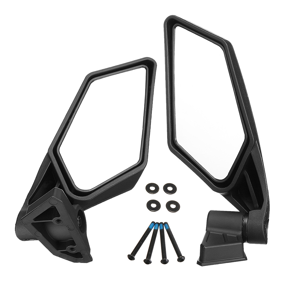 Racing Side Mirrors Off-Road Improved Distance Perception Rearview Mirror UTV For Maverick X3/Max 17-18