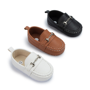 Toddler-Babies Soft Crib Shoes