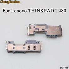 ChengHaoRan 2 pçs/lote Para Lenovo THINKPAD T480 Poder Cabeça Tipo de Socket-C Do Meio Ambiente Temperatura