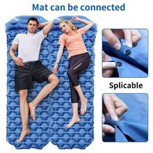 Влагостойкий нейлоновый коврик для сна превосходное мастерство хорошая прочность Подушка надувной матрас коврик для кемпинга
